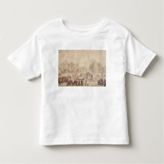 Elephant and Castle Toddler T-shirt