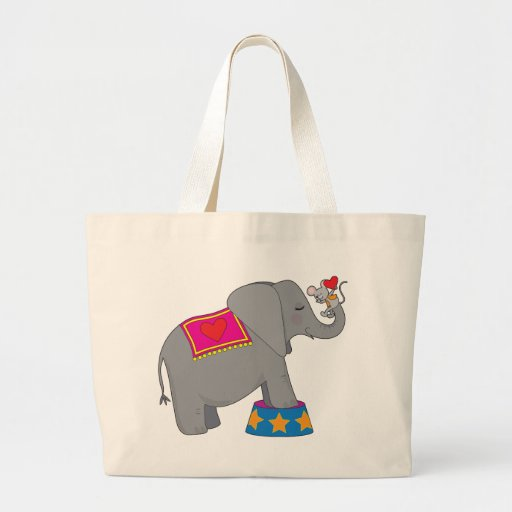 Elephant and Mouse Bags