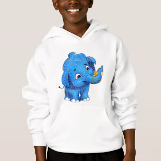 Elephant and Spider Hoodie