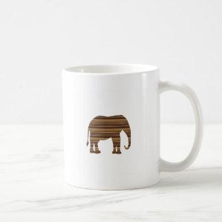 ELEPHANT Animal Tree Trunk Zoo Kids NVN699 FUN Coffee Mug