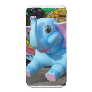 Elephant at a Funfair G4 iPhone 5 Case