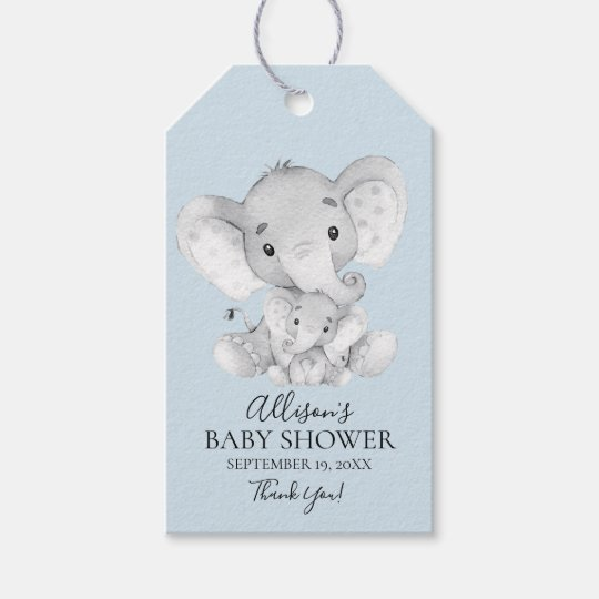 It is an image of Clever Baby Gift Tags