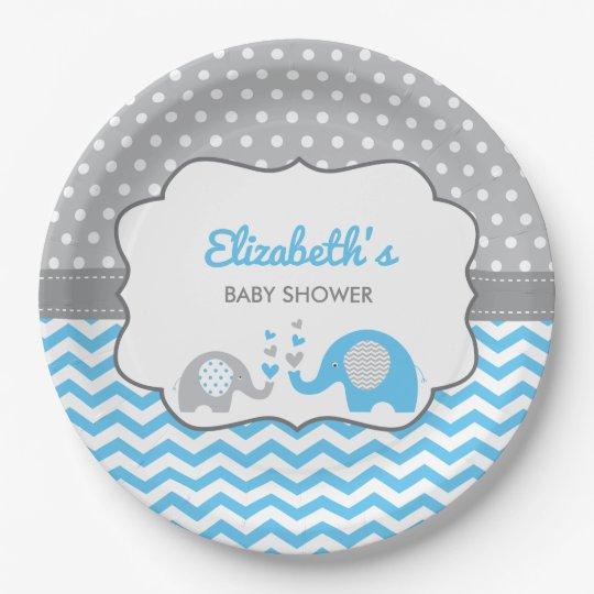 Baby Shower Plate: Tutu Baby Shower Plates