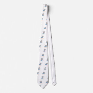 Elephant Baby Shower Tie