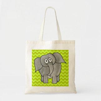 Elephant. Canvas Bags
