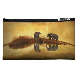 Elephant Makeup Bags