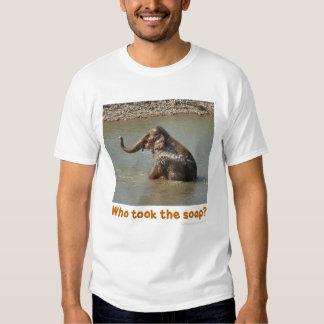 Elephant Bath Shirt