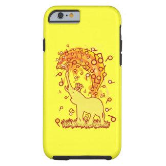 Elephant_Bathing iPhone 6 Case