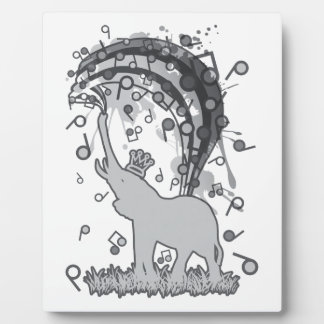 Elephant_Bathing Plaque