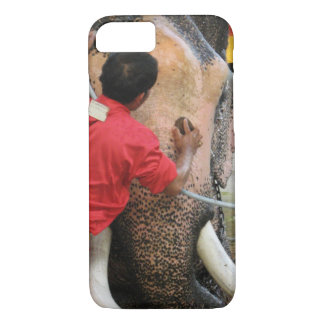 Elephant Bathtime ... Ayutthaya, Thailand iPhone 8/7 Case