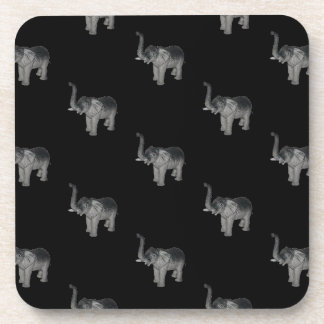 Elephant Beverage Coaster