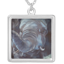 Elephant Big Boy Necklace