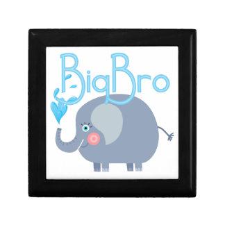 Elephant Big Bro Jewelry Box