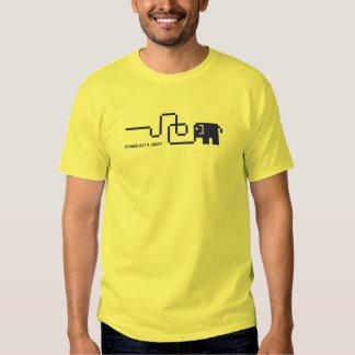 elephant_blue T-Shirt