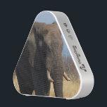 """Elephant Bluetooth Speaker<br><div class=""""desc"""">Elephant on a prairie.</div>"""