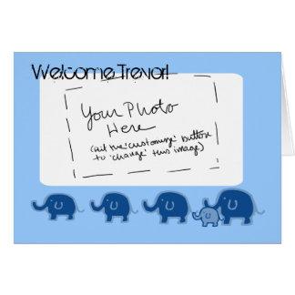 elephant-boy card