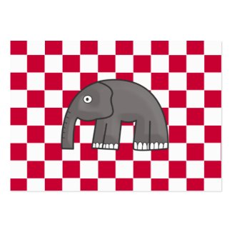 elephant profilecard