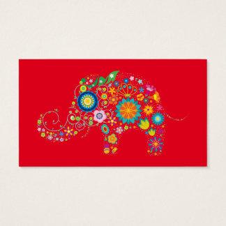 Elephant Business Card