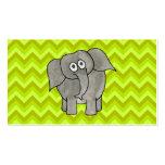 Elephant. Business Card Templates