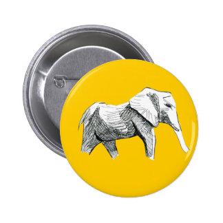 Elephant Button