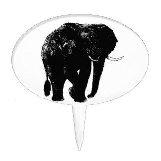 Elephant Cake Pick