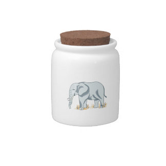 ELEPHANT CANDY DISHES