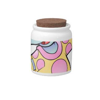 Elephant Candy Jar