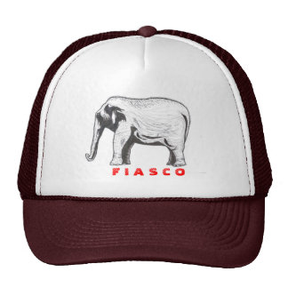 Elephant cap of the MODAFODA Trucker Hat