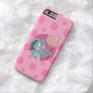 Elephant cartoon barely there iPhone 6 case