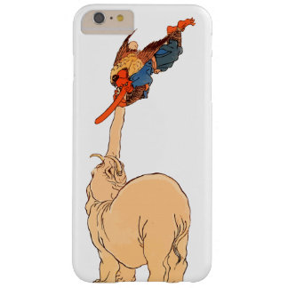 Elephant Catching a Flying Tengu Barely There iPhone 6 Plus Case