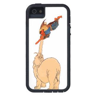 Elephant Catching a Flying Tengu iPhone SE/5/5s Case