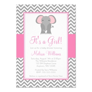 Permalink to Baby Shower Invitations For Girls