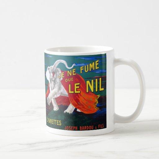 Elephant cigarettes-1900 coffee mug