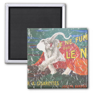 Elephant cigarettes-1900 - distressed magnets