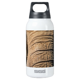 Elephant Closeup 10 Oz Insulated SIGG Thermos Water Bottle