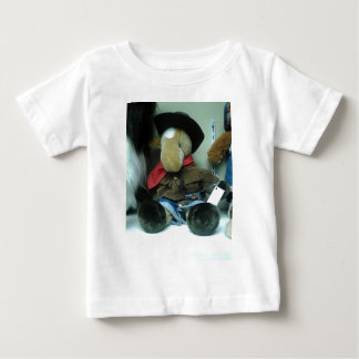 Elephant Coyboy Doll Products Baby T-Shirt