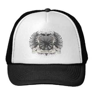Elephant Crest Trucker Hat