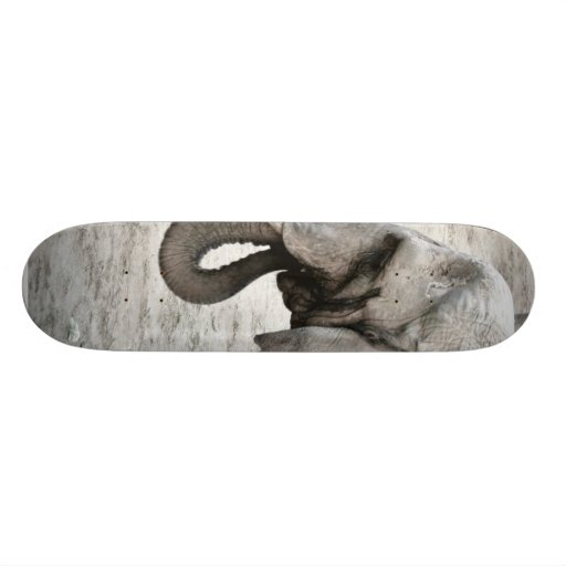 Elephant Custom Skateboard