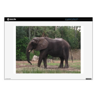 """Elephant Decal For 15"""" Laptop"""