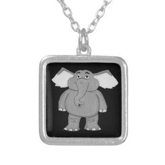 Elephant design matching jewelry set