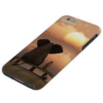 Elephant & Dog Friends Tough iPhone 6 Plus Case