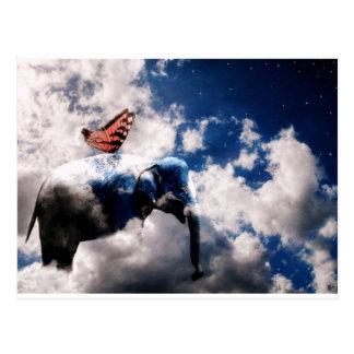 Elephant Dreams Postcard