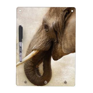 Elephant Dry-Erase Board