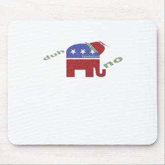 ELEPHANT Duh Mouse Pad