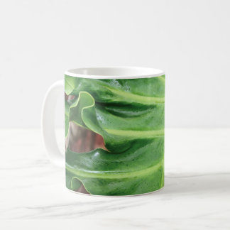 Elephant Ear Leaf Coffee Mug