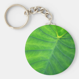 Elephant Ears - Colocasia Keychain