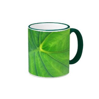 Elephant Ears - Colocasia Coffee Mug