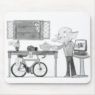 Elephant eBay Mouse Mat