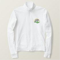 Elephant Embroidered Jackets