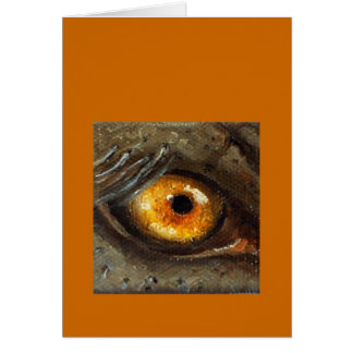 Elephant Eye Card